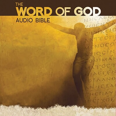 The Word of God Audio New Testament Bible (Digital Download)