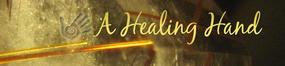 A Healing Hand Web Store