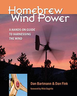 Homebrew Wind Power HOM1