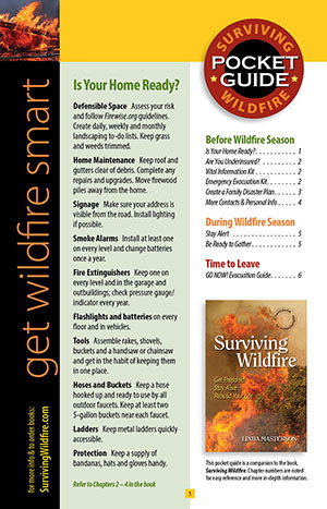 Get Wildfire Smart Pocket Guide SW1-guide