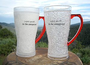 PixyJack Freezer Mug