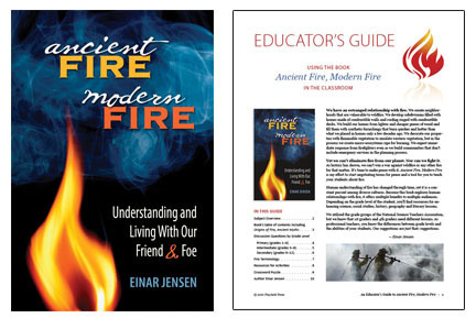 Ancient Fire, Modern Fire: book & educator's guide AMF-edset