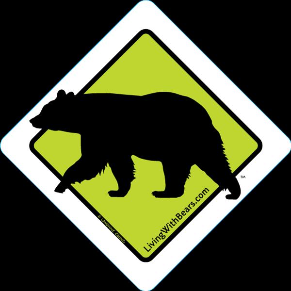 Black Bear Sign Artwork (all 4 versions)