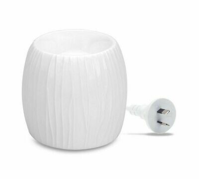 White Pearl Wax Warmer