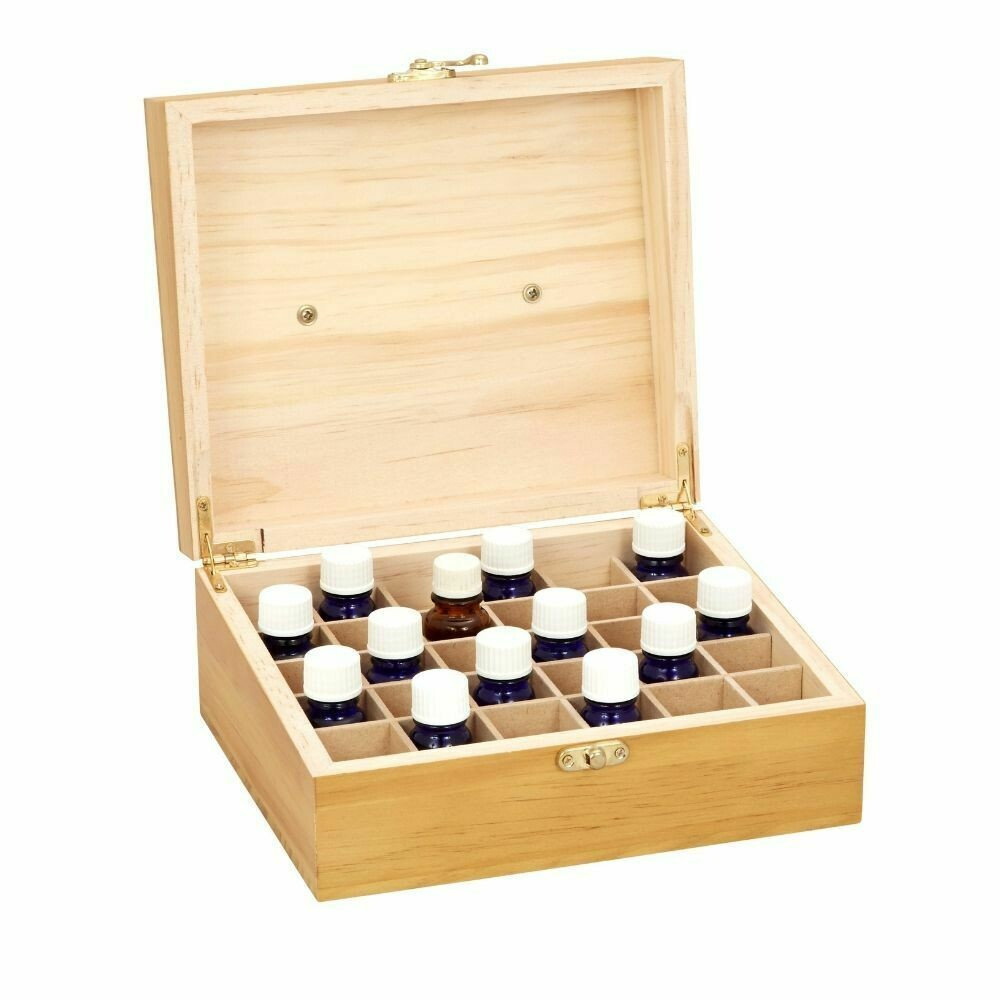 Executive Essential Oil Storage Box - 30 slots