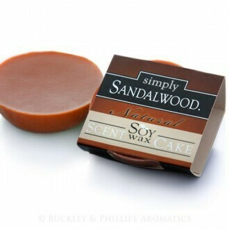 Sandalwood Soy Wax Melt