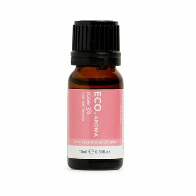 ECO. Aroma Rose (3%) Essential Oil 10mL
