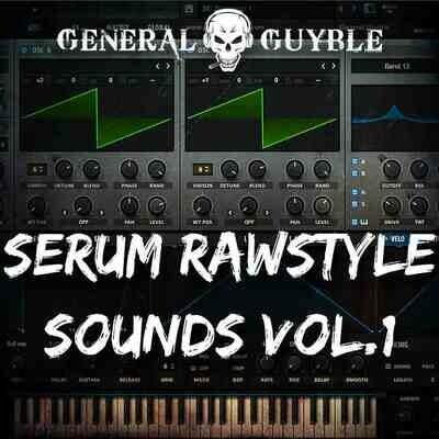 Serum Rawstyle Sounds Vol. 1 - Serum Soundset