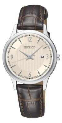 Seiko SXDG95P1 Ladies Stainless Steel Strap Watch