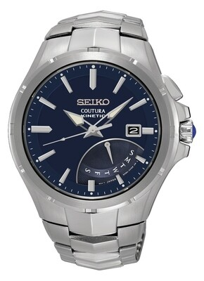 Seiko SRN067P1 Gents KINETIC Watch