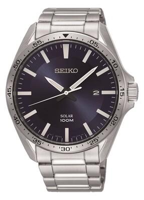 Seiko SNE483P1 Gents Solar Quartz Watch