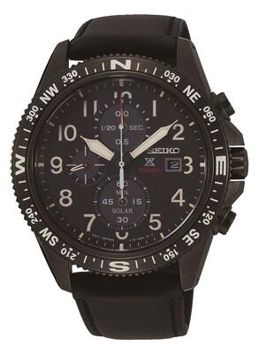 Seiko SSC707P1 Gents PROSPEX Solar Quartz Chronograph Watch