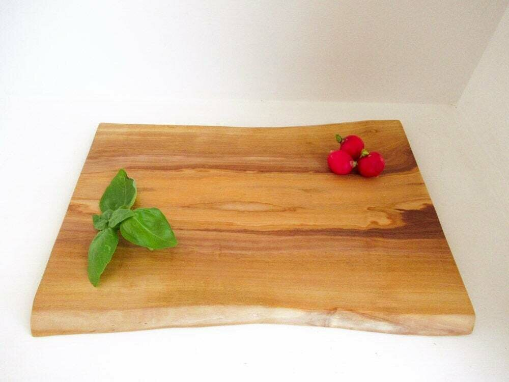 Small Italian Olive Chopping Board Charcuterie Serving Board  cheese display board