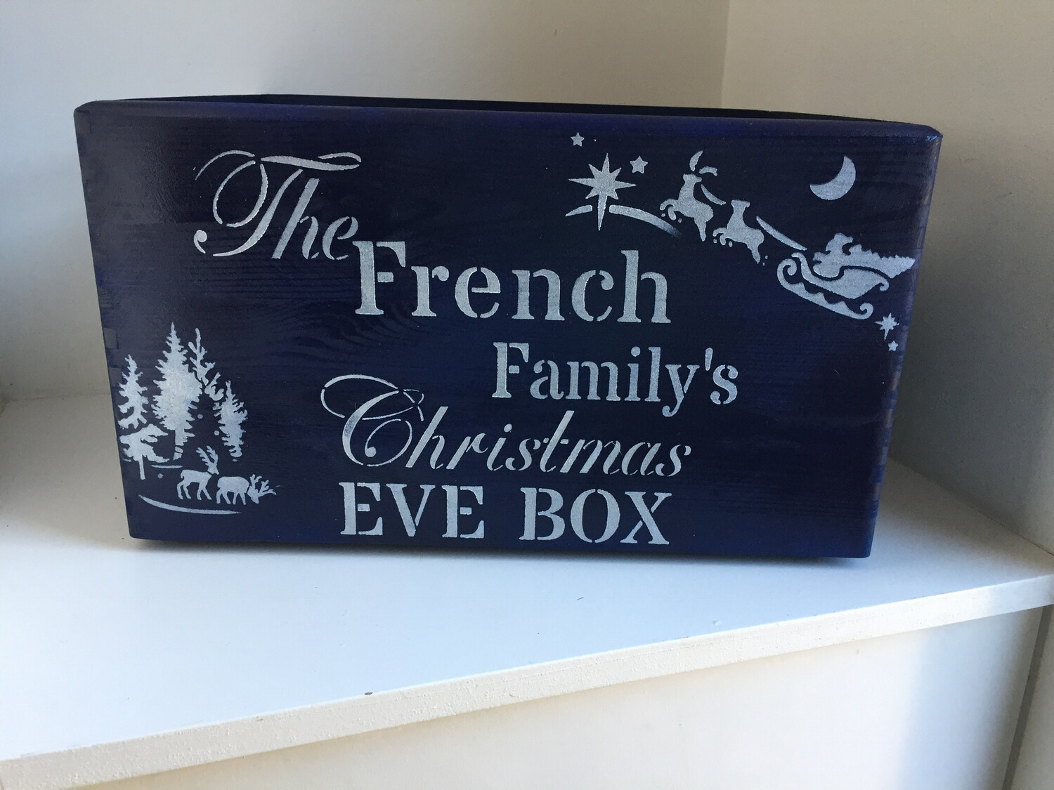 Large Christmas Eve box