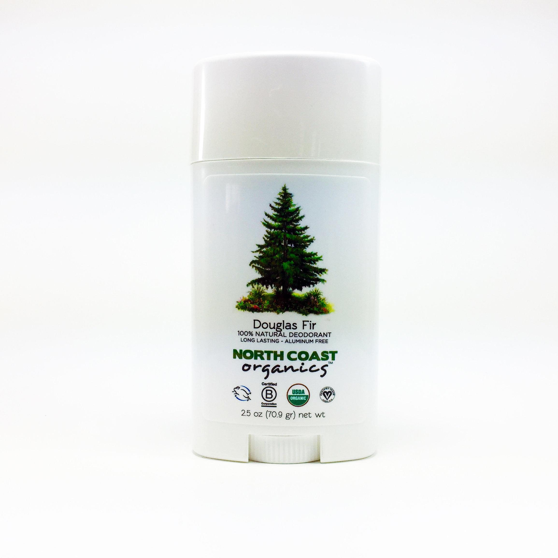 Douglas Fir - Organic Deodorant 2.5oz 1007