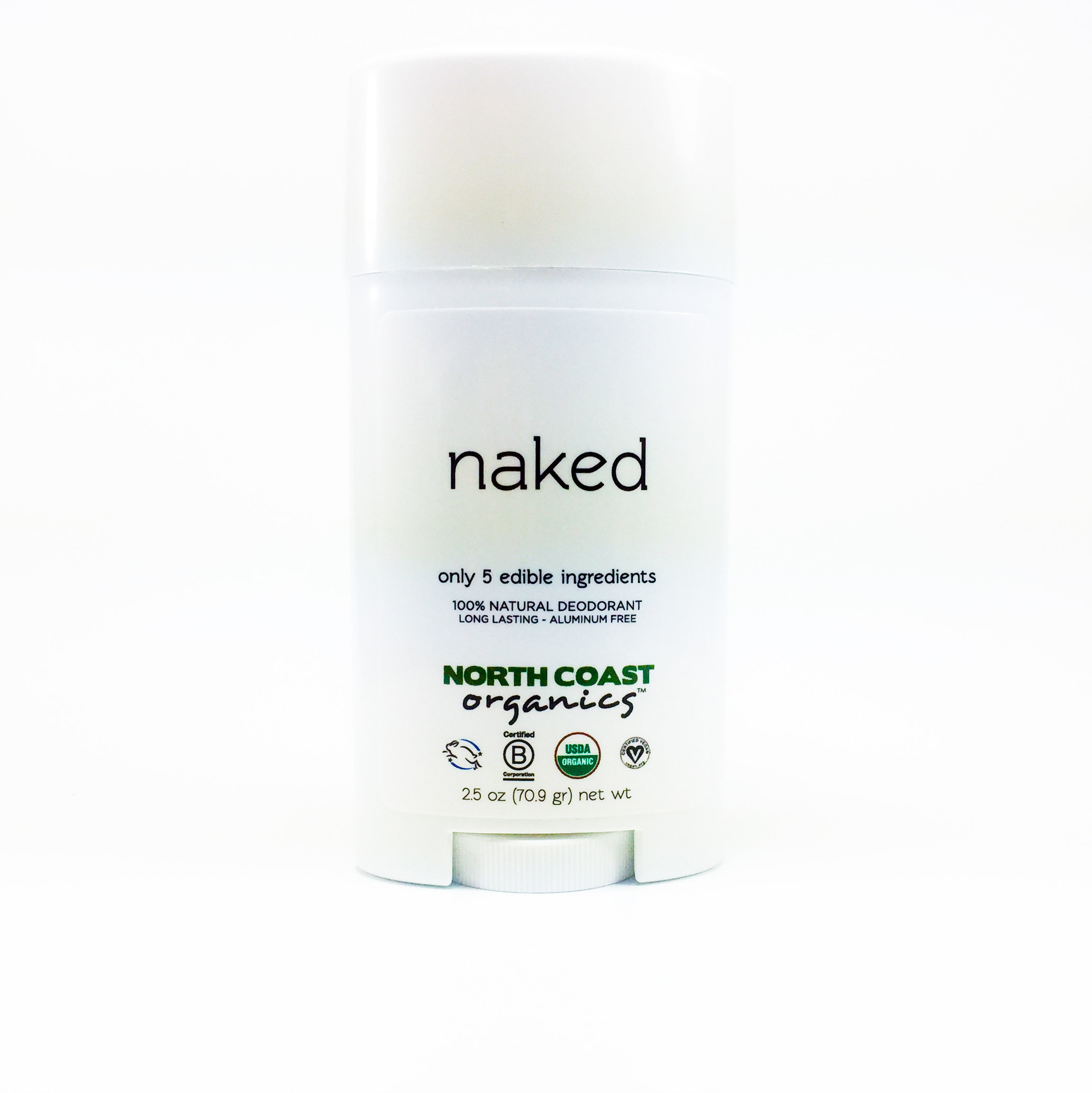 naked - Organic Deodorant 2.5oz 1003
