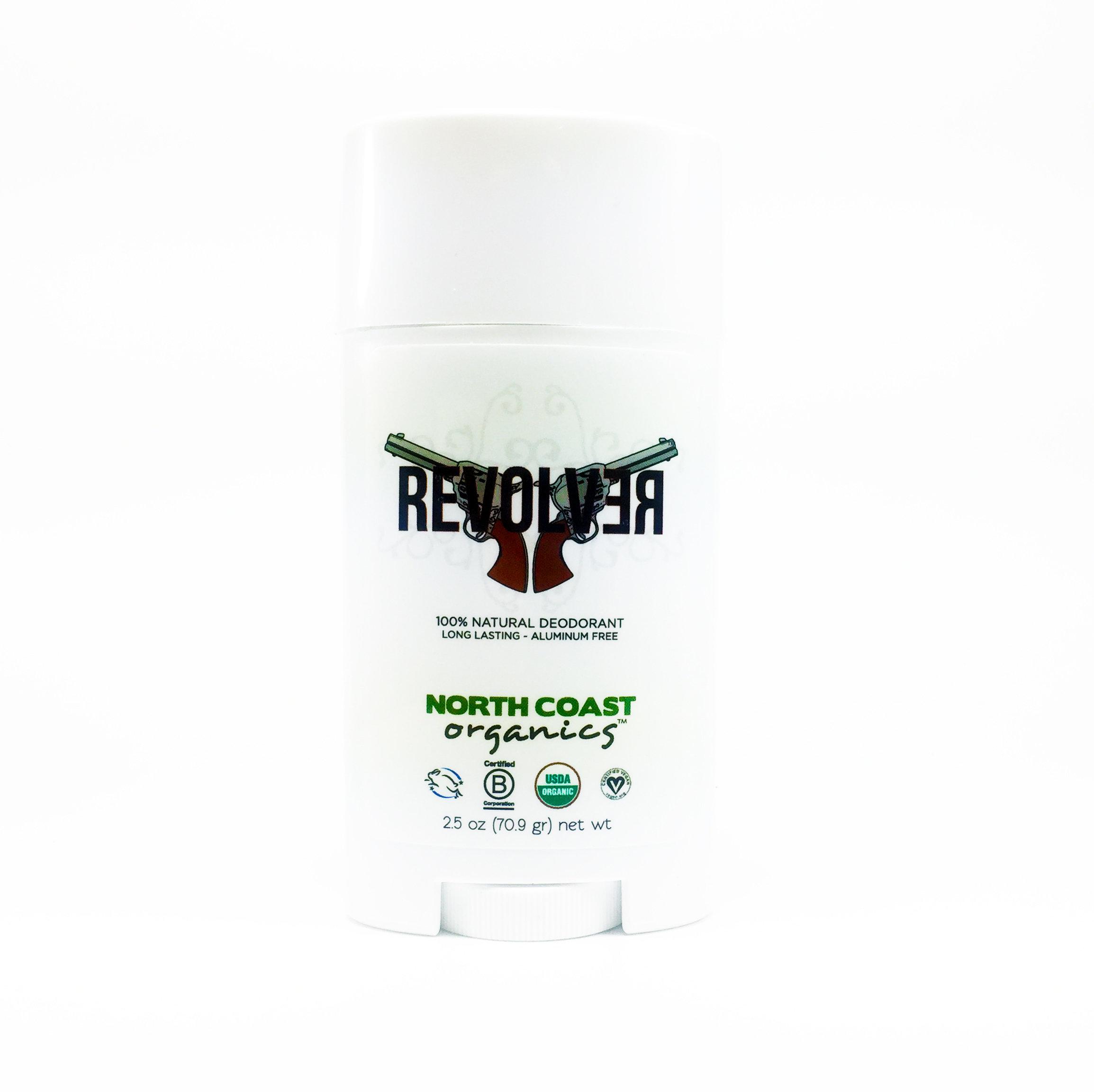 Revolver - Organic Deodorant 2.5oz 1002