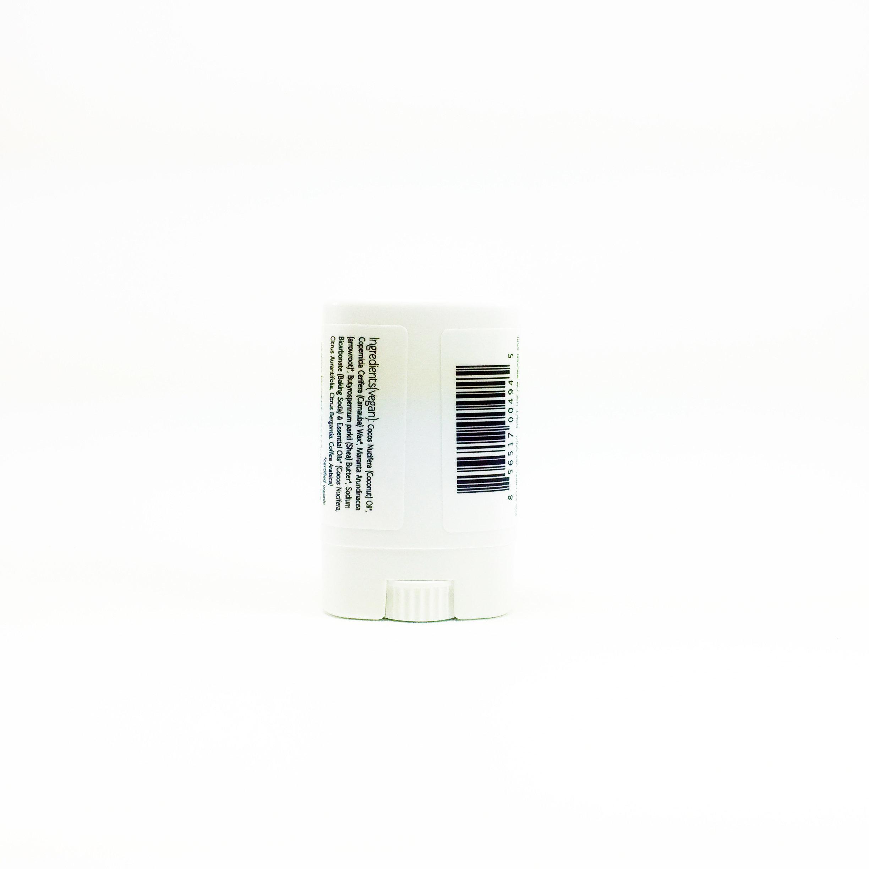 Coconut Organic Deodorant Back Label