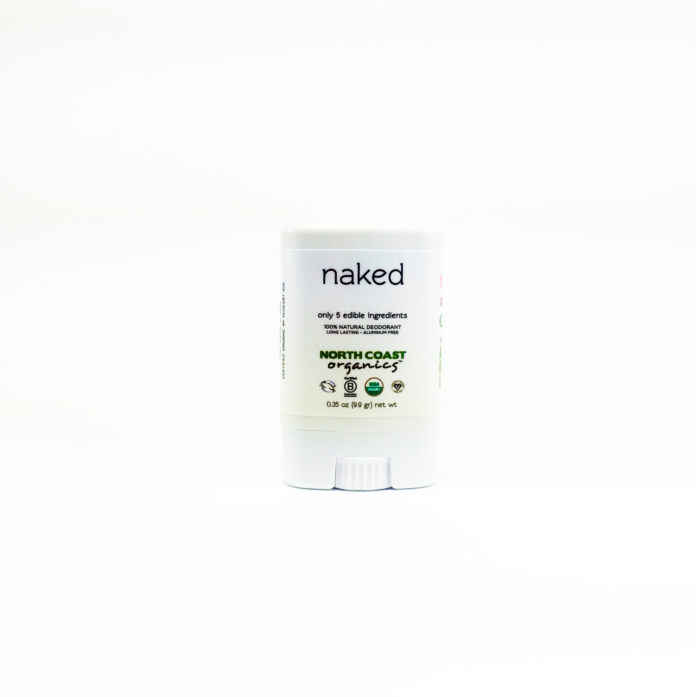 naked - Travel Size Organic Deodorant 0.35 oz 2003