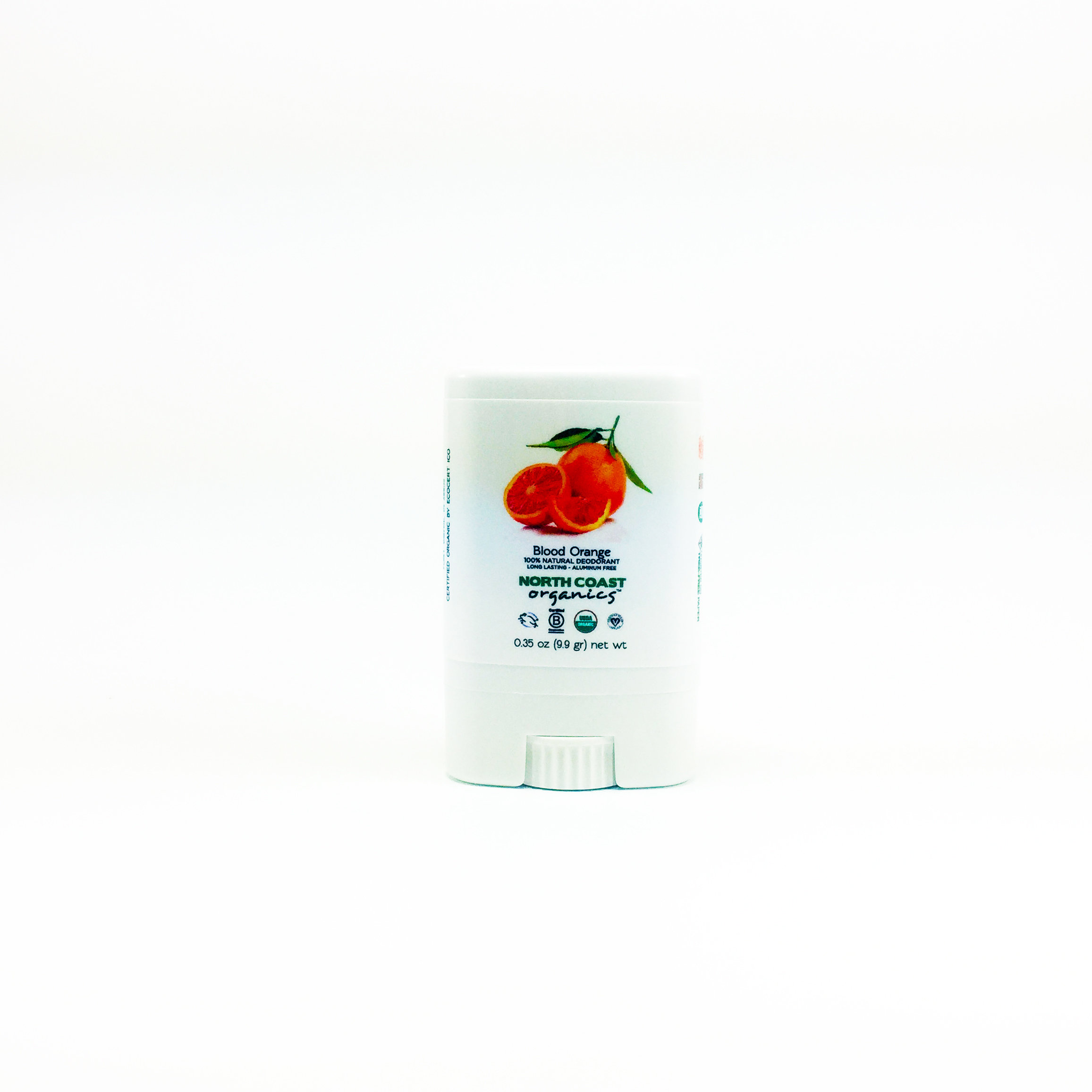 Blood Orange Organic Deodorant