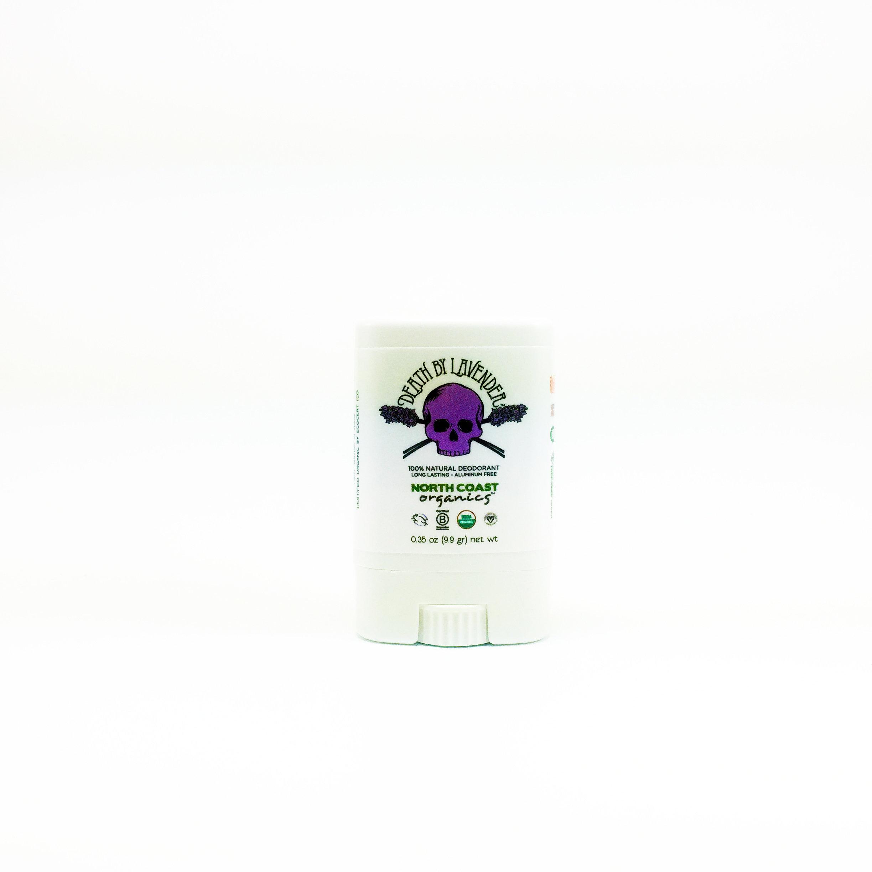 Death By Lavender Organic Deodorant