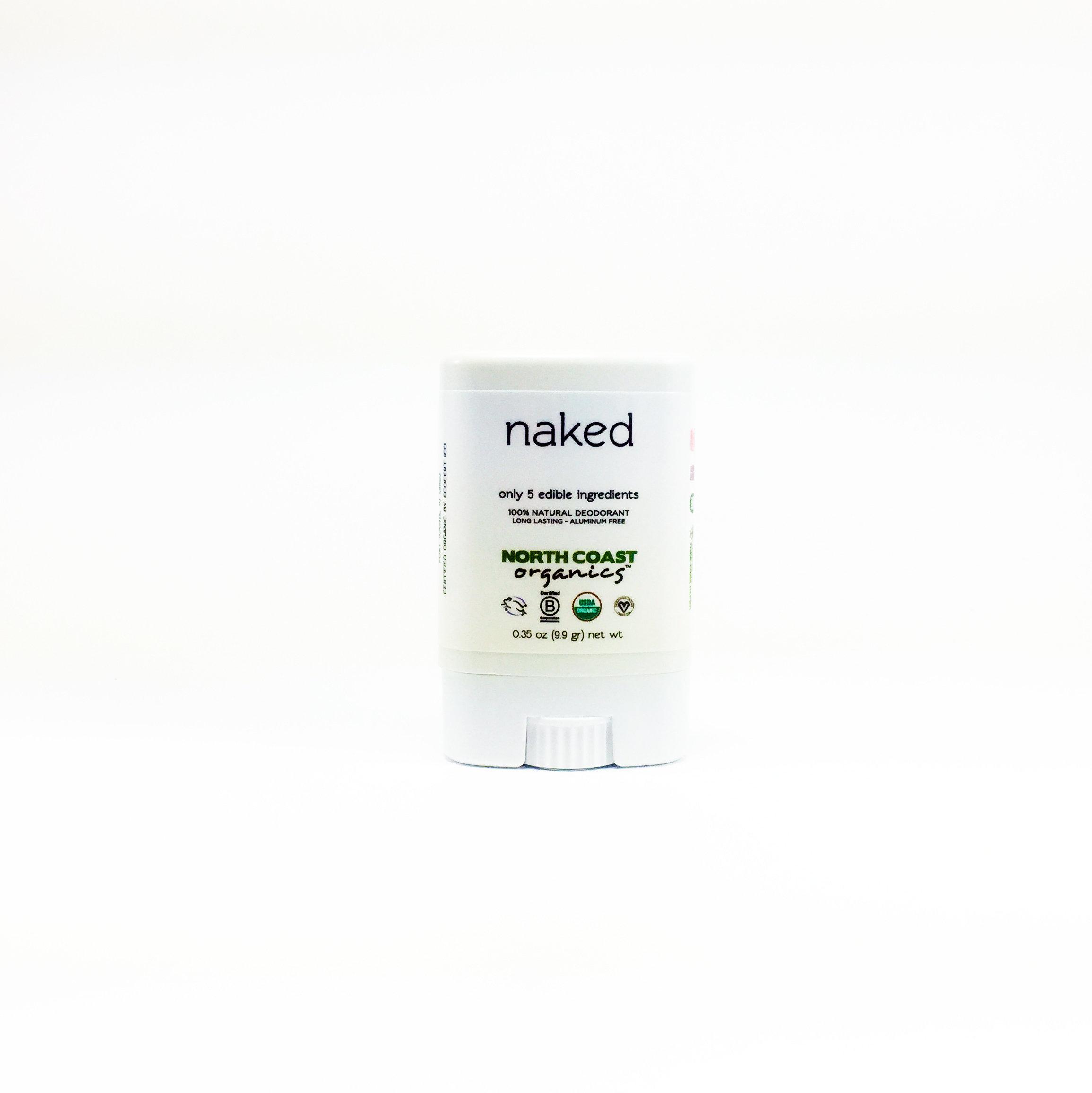 naked Organic Deodorant