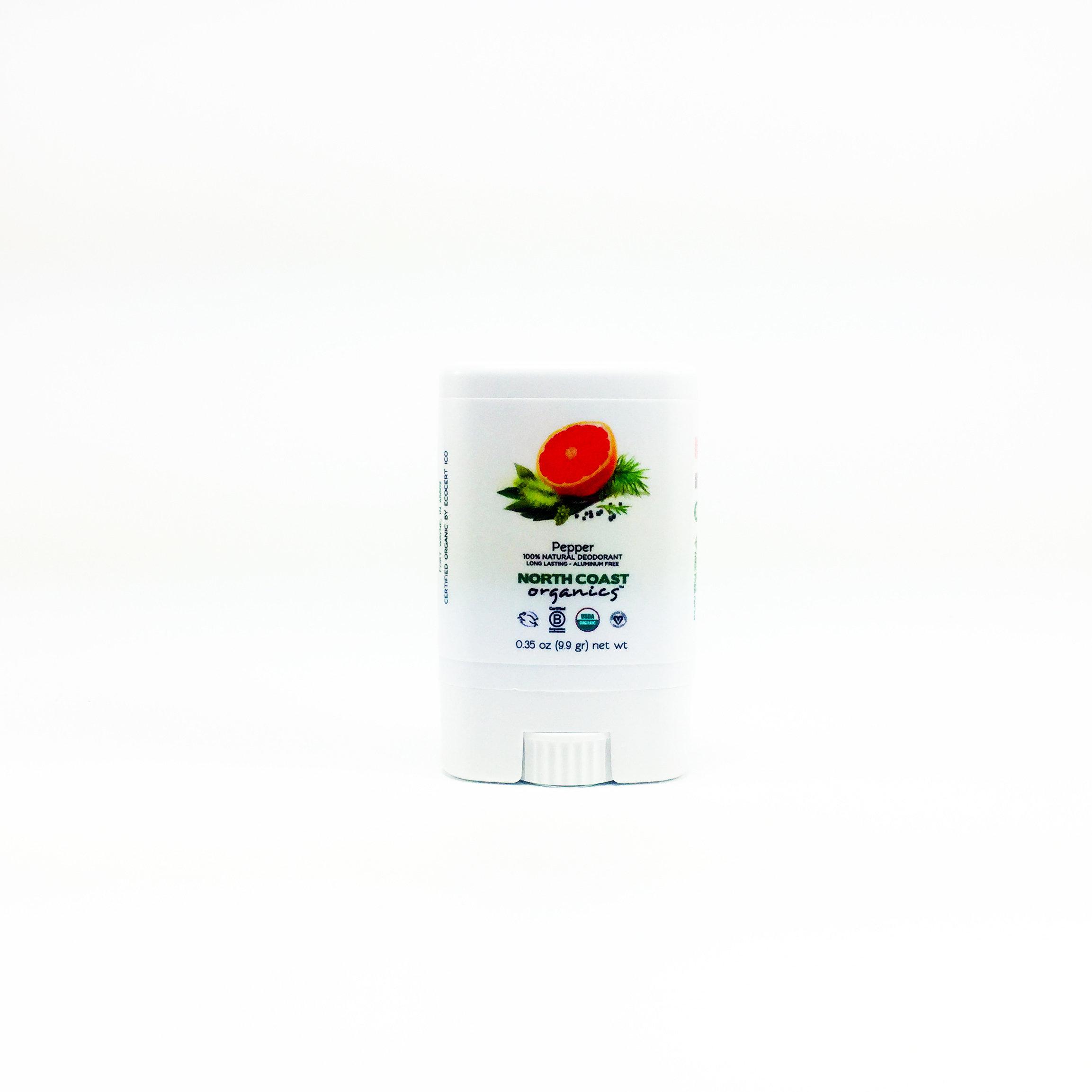 Pepper Organic Deodorant