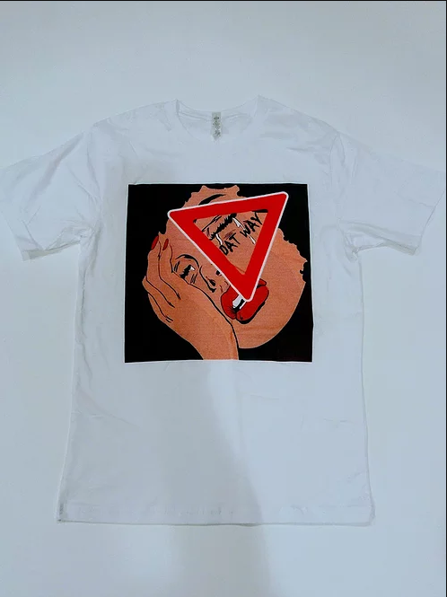 TRIANGLE Dat Way t-shirt