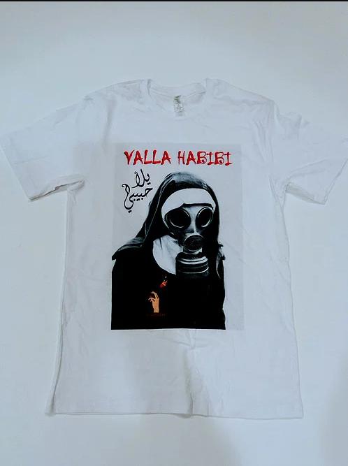 YALLA HABIBI t-shirt