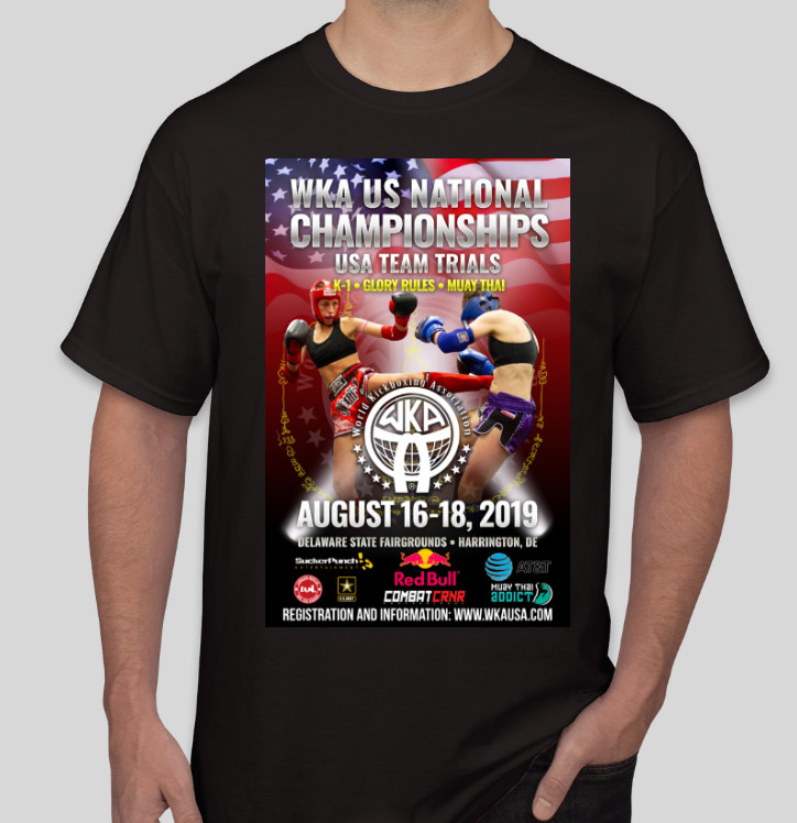 WKA US NA 2019 T-Shirt