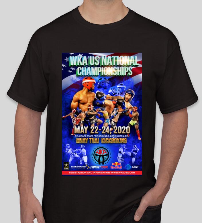 WKA US NA 2020 T-Shirt
