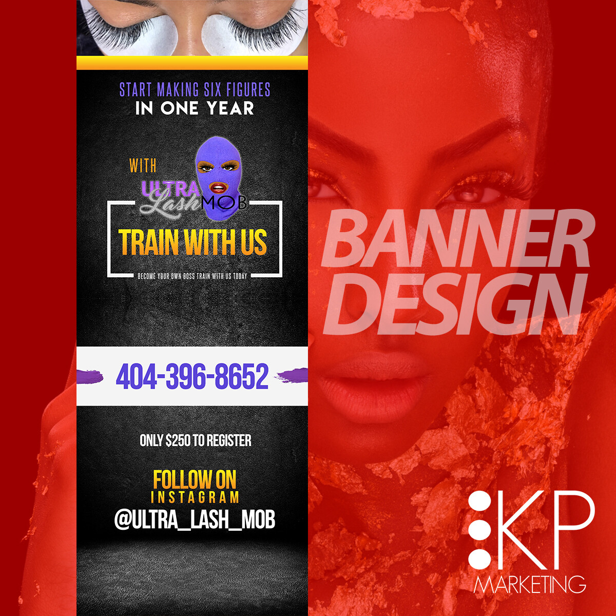 Retractable Banner Print & Design