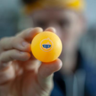 BLUR Ping Pong Balls - 6 Pack
