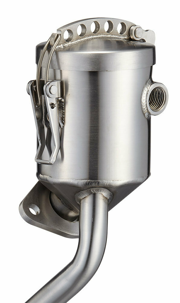 OIL FILLER ONE AIR VENT FOR VW TYPE 1 ENGINE 40HP~1600CC