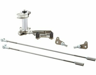 BEST LINKAGE FOR KADRON CARBS / FOR TYPE 1 ENGINE WITH STANDARD FAN HOUSING