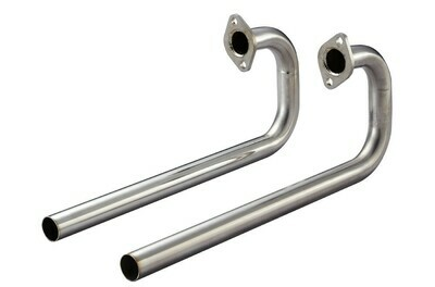 25HP AND 36HP STAINLESS STEEL 32MM J PIPES