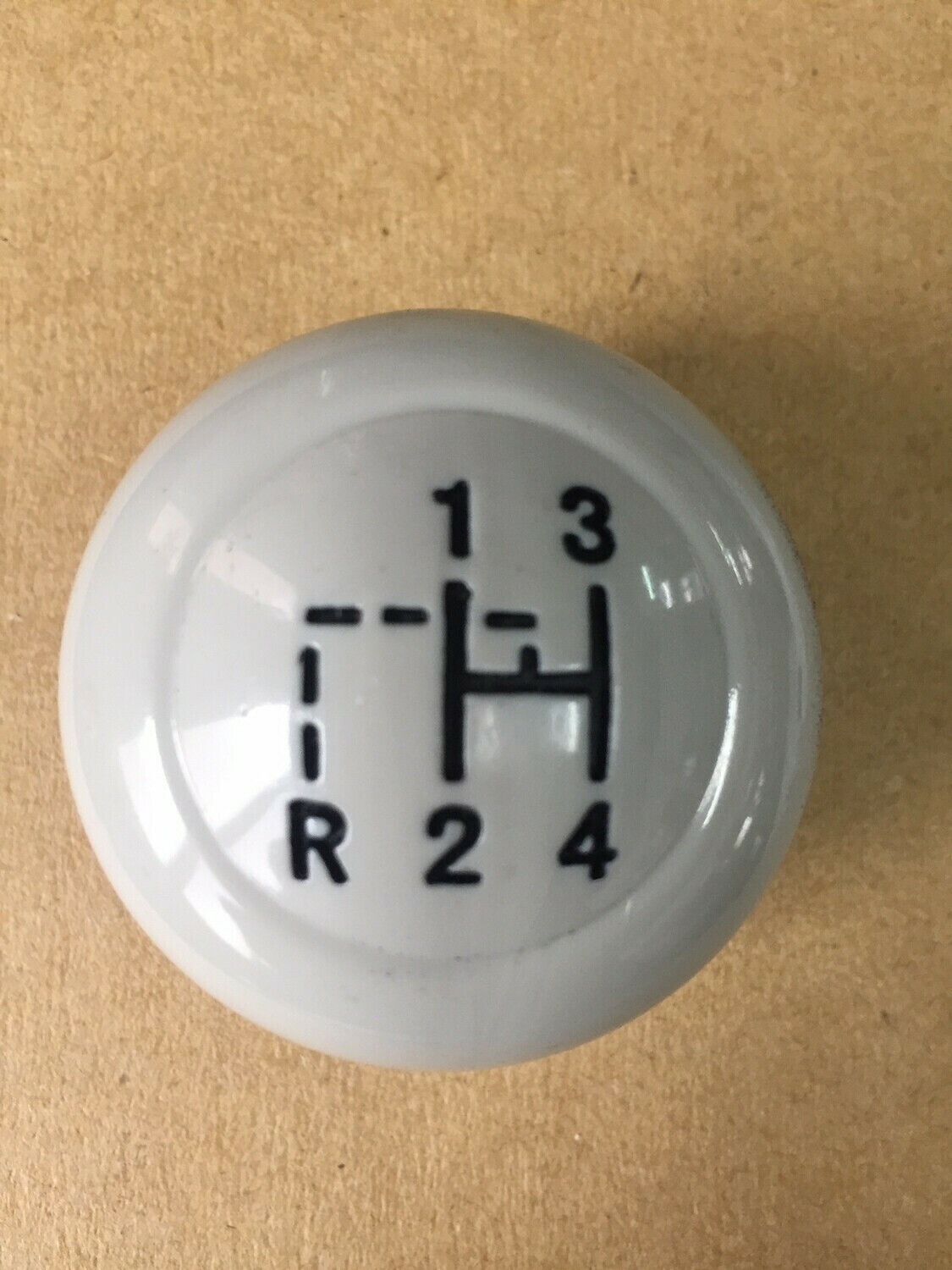 PULL-UP REVERSE PATTERN SHIFTER KNOB Gray