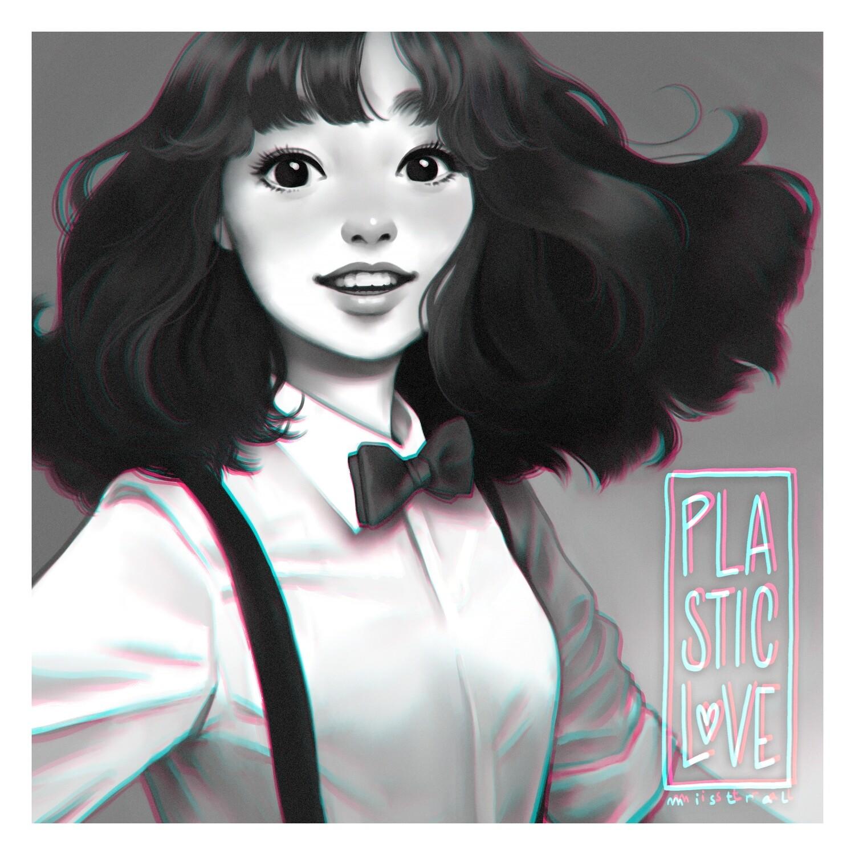 DANCE TO THE PLASTIC BEAT | Print
