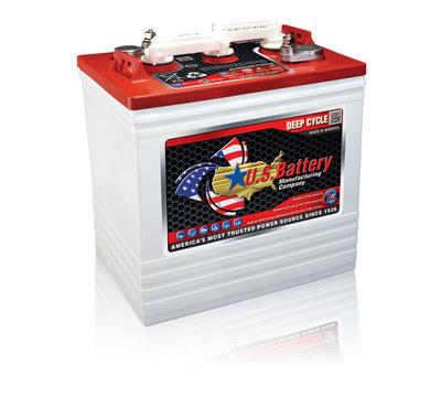 6 Volt Diamond Plate Deep Cycle Battery Bloc Us Battery