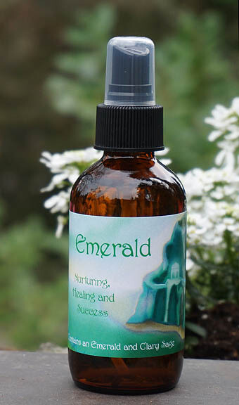Emerald Aromatherapy Spray