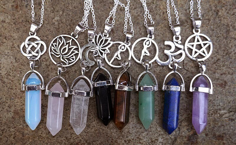Ancient Voices pendants