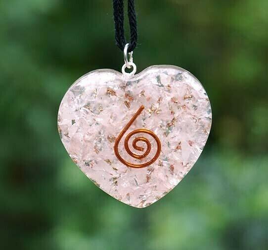 Orgone Hearts Pendants