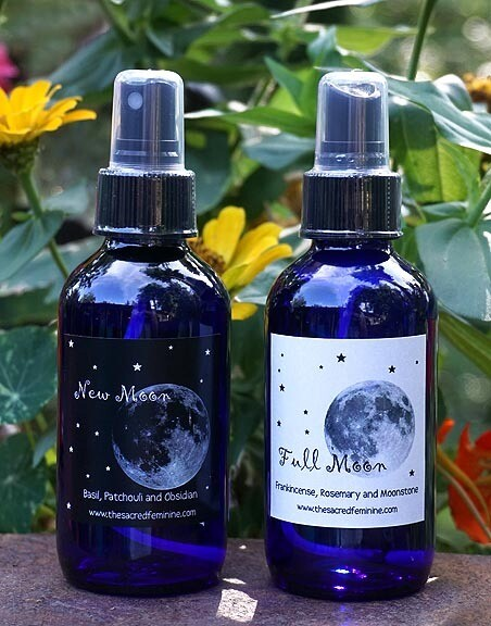Moon Ritual Aromatherapy Sprays