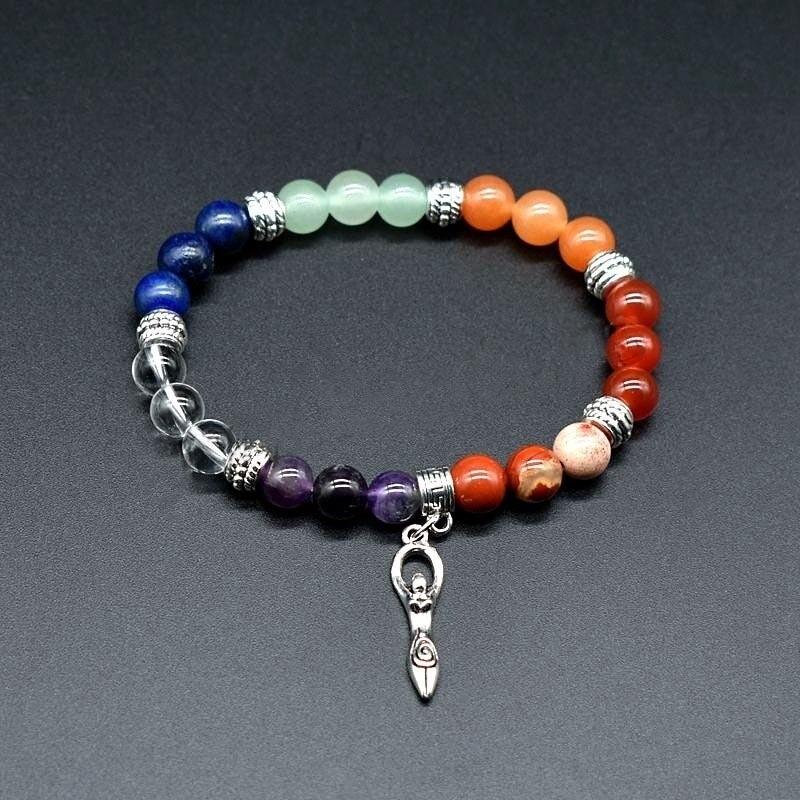 Chakra Goddess Bracelet