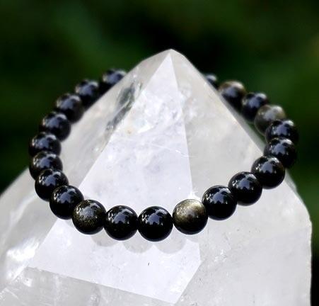Golden Obsidian Bracelets