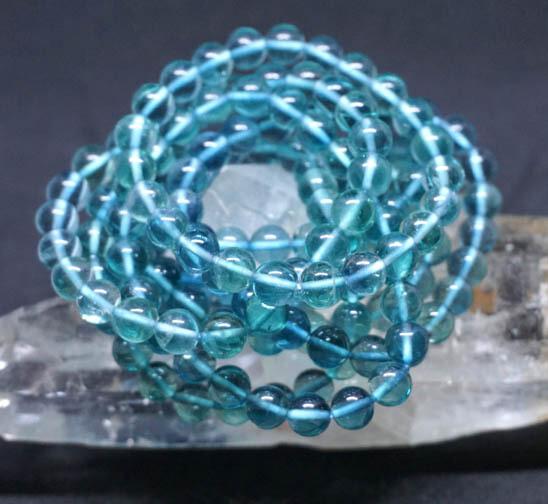 Blue Fluorite Bracelets