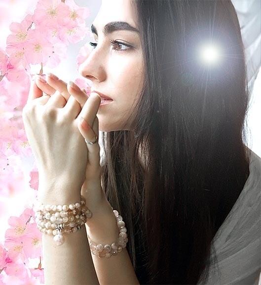 Sakura Bracelets