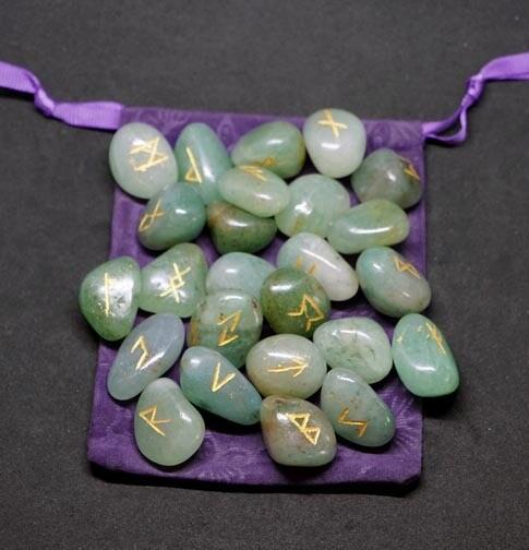 Gemstone Rune Sets