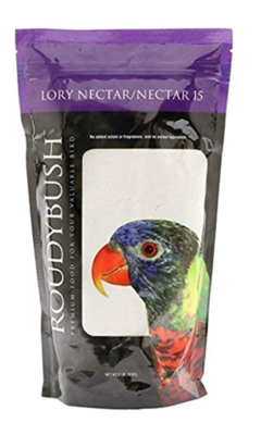 Roudybush Lory Nectar Diet 2-lb
