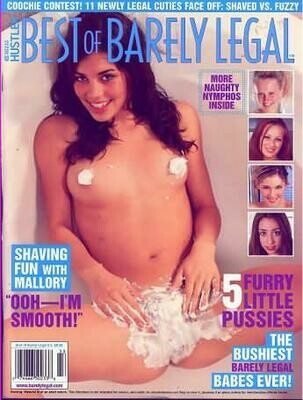 Best of Barely Legal Magazine Back Issue #33 2004